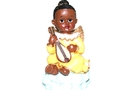 Buy GS African Angel Figure (Yellow)