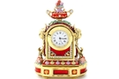 Buy Round Clock Jeweled Box