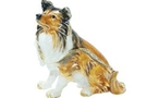 Buy Sheltie Jeweled Box #3384