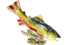 Buy Rainbow Trout Jeweled Box