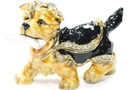 Buy Yorkshire Terrier Jeweled Box