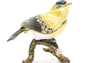 Buy Pacific Canary Jeweled Box