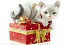 Buy Kitten Jeweled Box #3450