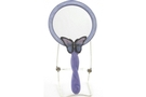 Buy Blue Diadem Hand Mirror