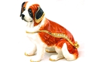 Buy St. Bernard Jeweled Box