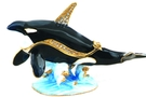 Buy Killer Whale Jeweled Box