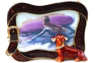 Buy Pacific Daschund Picture Frame