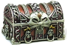 Buy Pirates Chest Jeweled Box #3537