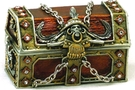 Buy Pirates Chest Jeweled Box #3538