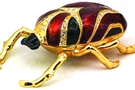 Buy Pacific Brown Bug Jewelry Box