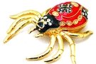 Buy Red Spider Jewelry Box