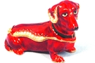 Buy Dachshund Jewelry Box