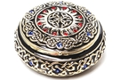 Buy Round Celtic Jewelry Box