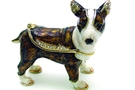 Buy Bull Terrier Jewelry Box