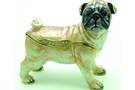 Buy Pug Jewelry Box