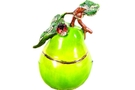 Buy Green Pear Bejeweled Box