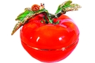 Buy Tomato Bejeweled Box