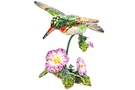 Buy Hummingbird Bejeweled Box #3640