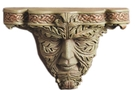 Buy Green Man Wall Bracket