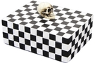 Buy Skull Checkered Box