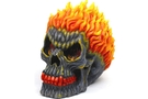 Buy Fiery Skull Money Bank