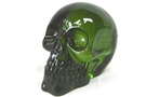 Buy Green Translucent Skull