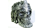 Buy Greenman King Skull Ashtray #7784