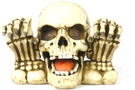 Buy Skull Money Bank