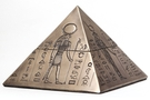 Buy Egyptian Gods Pyramid Box