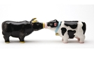 Buy Magnetic Salt and Pepper Shaker Set (Cows) - 4 inch