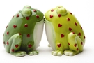 Buy Magnetic Salt and Pepper Shaker Set (Horny Toads) - 4 inch