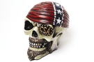 Buy Rebel Confederate Skull Bank