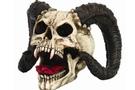 Buy Pacific Evil Ram Horned Demon Beast Skull Statue Figure