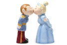 Buy Magnetic Salt and Pepper Shaker Set (Royal Couple) - 4 inch