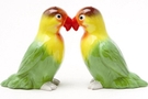 Buy Magnetic Salt and Pepper Shaker Set (Love Birds) - 4 inch