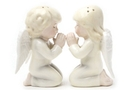 Buy Magnetic Salt and Pepper Shaker Set (Angels) - 3 5/8 inch