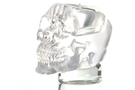 Buy Translucent Skull Candle Holder