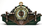 Buy Steampunk Table Clock