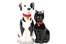 Buy Magnetic Salt and Pepper Shaker Set (Good Friends) - 4 inch