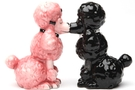 Buy Magnetic Salt and Pepper Shaker Set (Poodles) - 4 inch