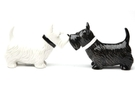 Buy Magnetic Salt and Pepper Shaker Set (Scottish Terrier) - 4 inch