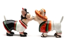 Buy Magnetic Salt and Pepper Shaker Set (Chi Chi Chi) - 2 1/2 inch
