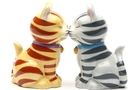 Buy Magnetic Salt and Pepper Shaker Set (Kittens) - 2 1/2 inch