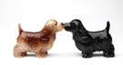 Buy Magnetic Salt and Pepper Shaker Set (Cocker Spaniel) - 2 1/2 inch