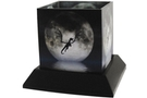 Buy Pacific Dragon Moon Candle Silhouettes (1-T Light Candle Included) - 5 inch