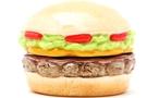 Magnetic Salt and Pepper Shaker Set (Hamburger) - 2 1/2 inch [ 2 units]