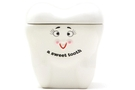 Buy Ceramic Cookie Jar (Sweet Tooth) - 8 inch
