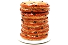 Buy Ceramic Cookies Jar (Delicious Stacks) - 8 inch