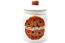 Buy Ceramic Cookie Jar (No Calories Jar) - 10 inch