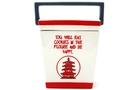 Ceramic Cookies Jar (Fortune Cookies) - 8 1/2 inch [ 6 units]